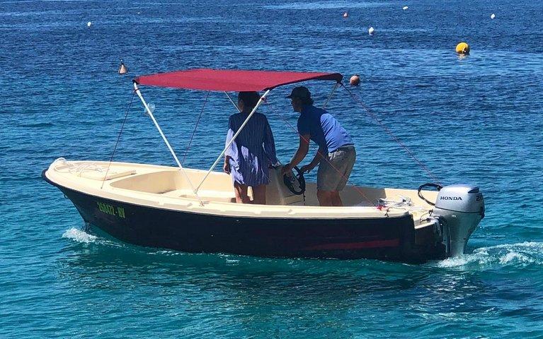 Boat Adria 20hp