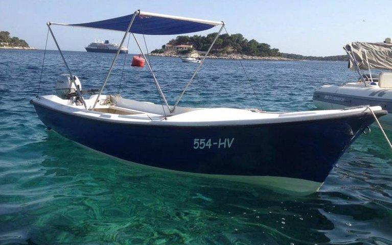 Boat Val 15hp